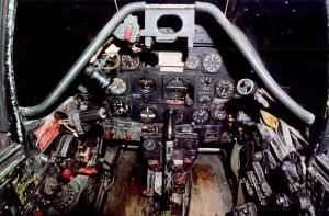 North American P-51 Mustang Cockpit Pictures