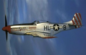 North American P-51 Mustang Pictures