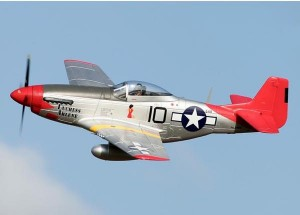 North American P-51 Mustang Red Tail