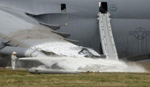 Crash Lockheed C-5 Galaxy