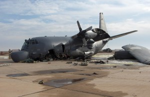 Crash of Lockheed C-130 Hercules
