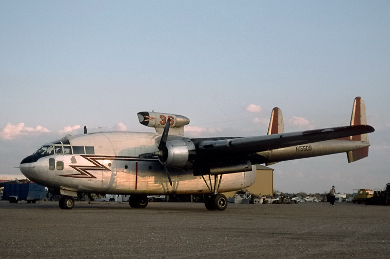 Fairchild C-119 Flying Boxcar Technical Specs, History and Pictures ...