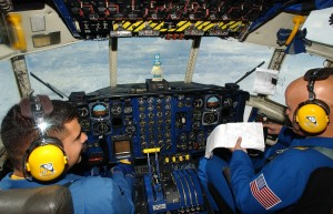 Lockheed C-130 Hercules Cockpit