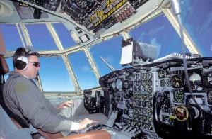 Lockheed C-130 Hercules Cockpit Pictures