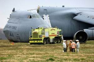 Lockheed C-5 Galaxy Crash