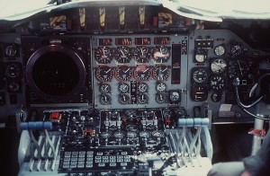 Lockheed P-3 Orion Cockpit Pictures