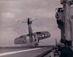 Vought F4U Corsair Crash Pictures