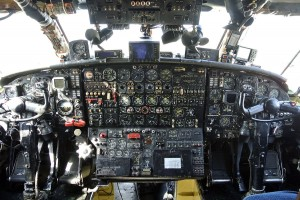 Antonov An-12 Cockpit Images