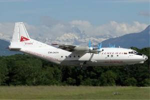 Antonov An-12 Images
