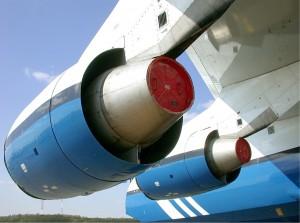 Antonov An-124 Engines