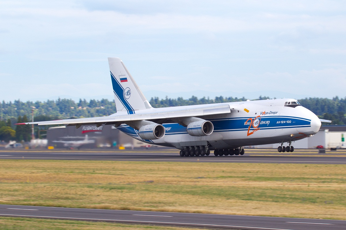 Antonov-An-124 Ruslan Technical Specs, History, Pictures | Aircrafts and Planes