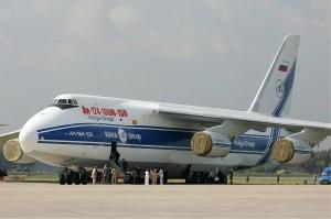 Antonov An-124 Photos