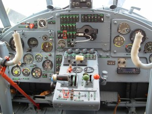 Antonov An-2 Cockpit Pictures