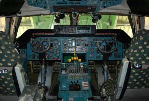 Antonov An- 225 Cockpit