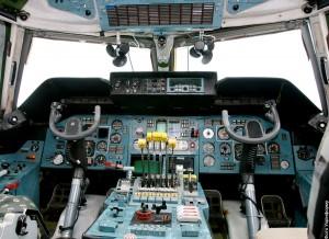 Antonov An- 225 Cockpit Pictures