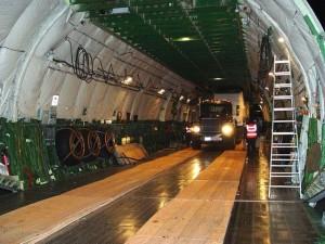 Antonov An- 225 Interior