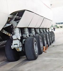 Antonov An-225 Main Landing Gear