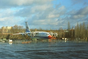 Antonov An-70 Crash