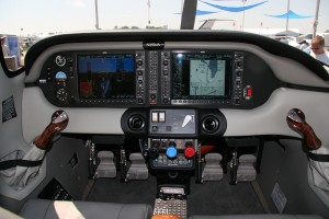 Cessna 350 Cockpit Pictures