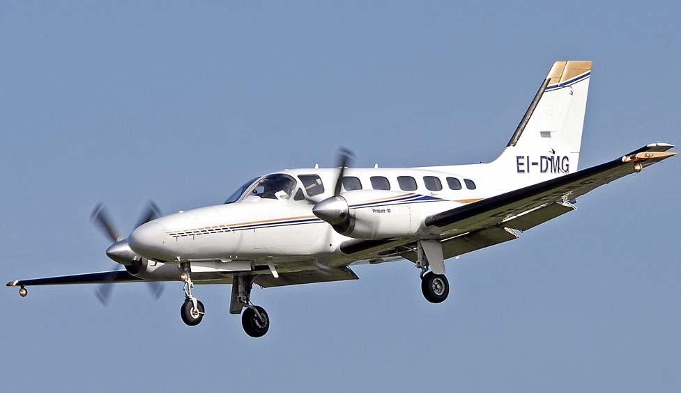 Cessna 441 Photos