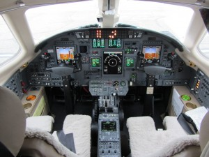 Cessna 560 Cockpit Pictures