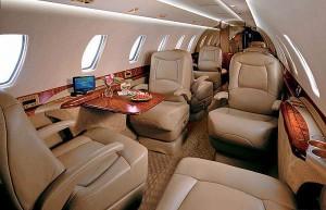 Cessna 560 Interior