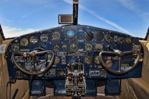 Cessna T-50 Cockpit