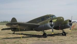 Cessna T-50 Images