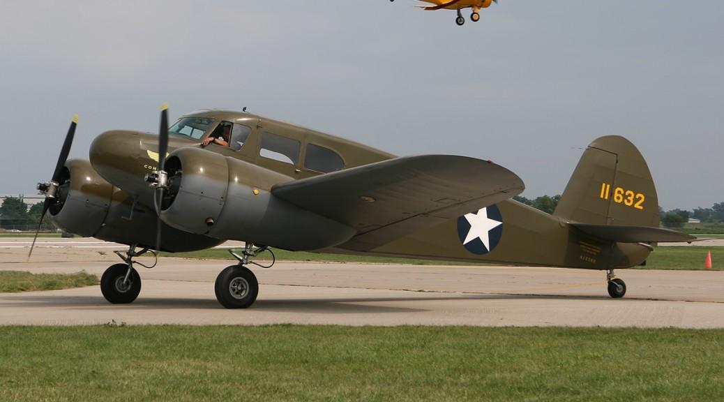 Cessna T-50 Photos