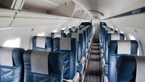 Embraer 135 Inside