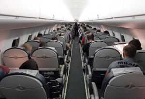 Embraer 195 Inside