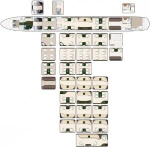 Embraer Lineage 1000 Design