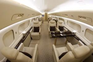 Embraer Lineage 1000 Interior Cabin