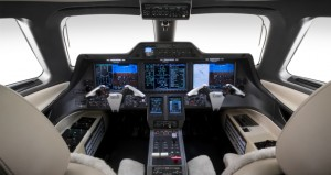 Embraer Phenom 300 Cockpit Pictures