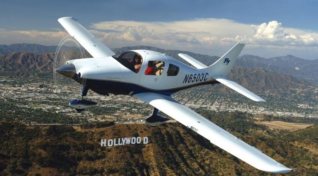Flying Cessna 350