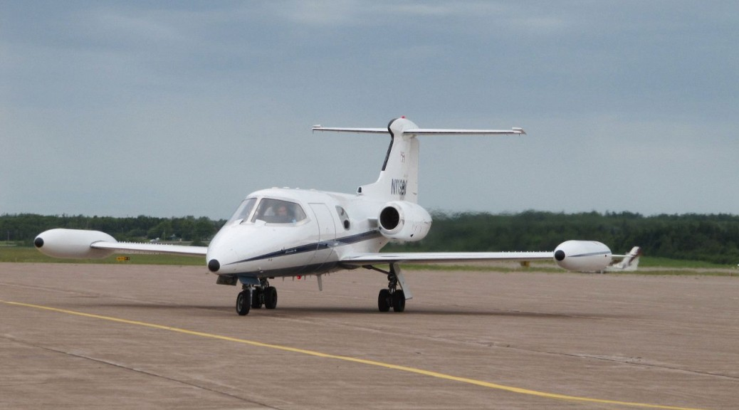 Learjet 23 Photos