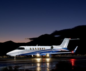 Learjet 40 Images