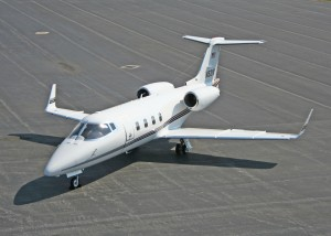 Learjet 55 Images