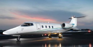 Learjet 55 Photos