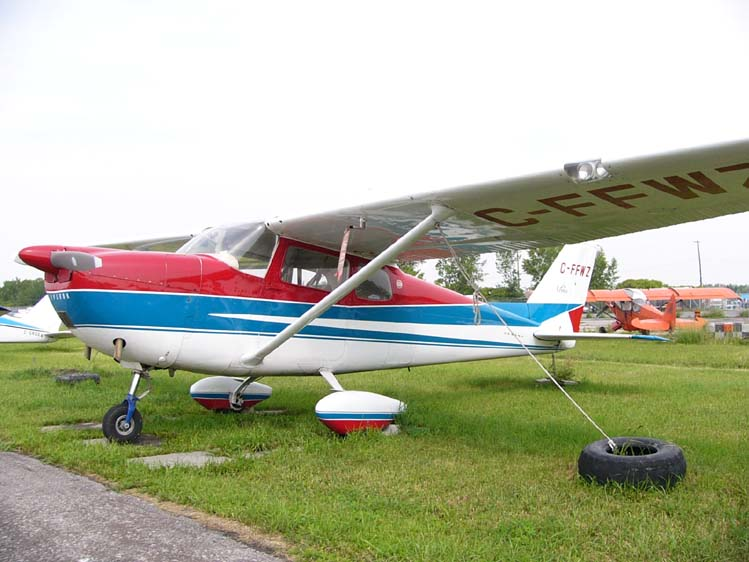 Cessna 175 Skylark Technical Specs, History, Pictures