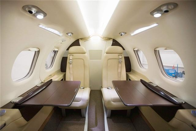 Embraer Phenom 100 Technical Specs History Pictures