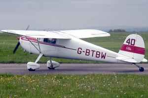 Cessna 140 and 120 Images