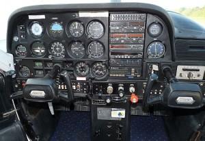 Cessna 177 Cardinal Cockpit Pictures