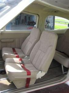 Cessna 177 Cardinal Interior